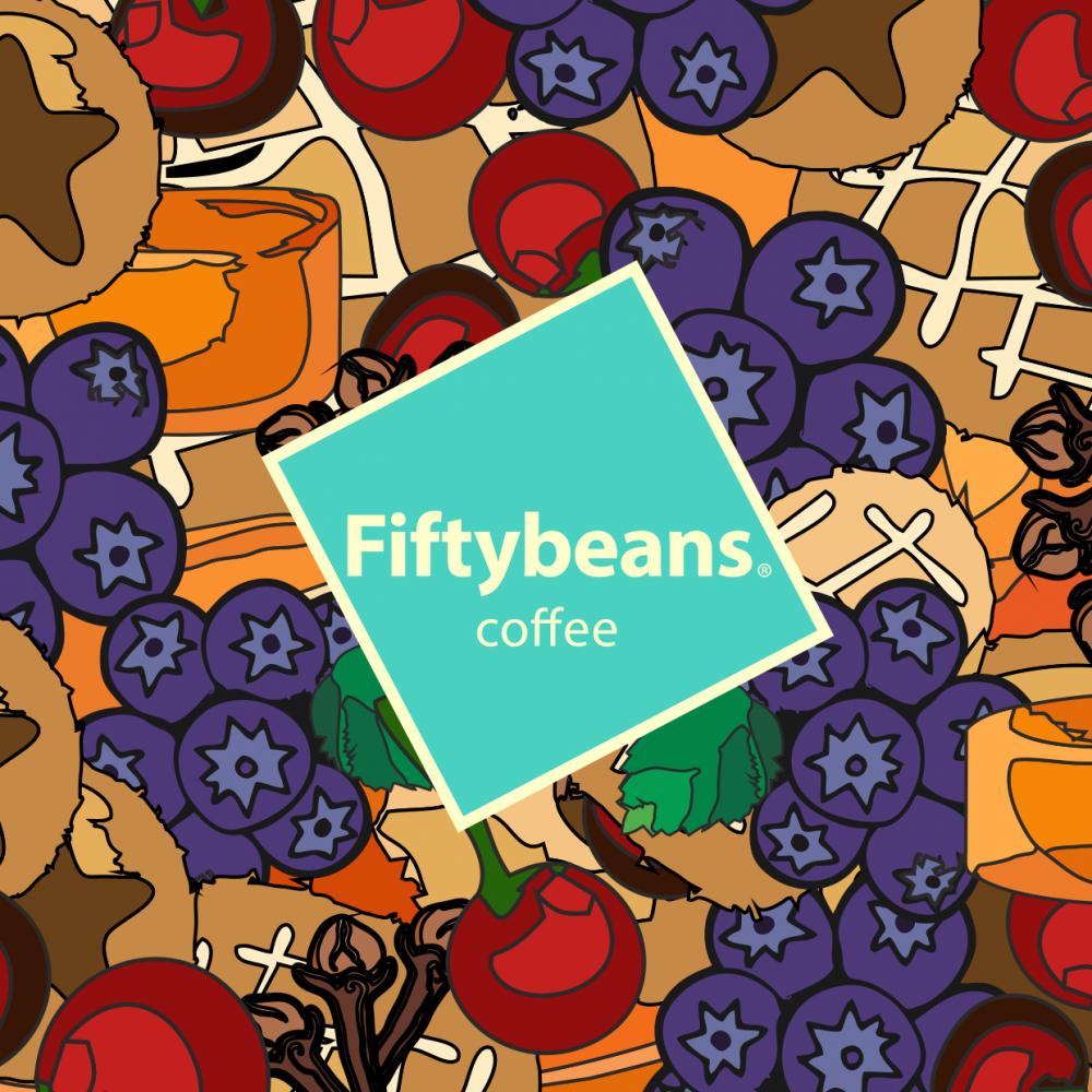 Etiopie Dega espresso